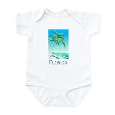 Florida Palms Infant Creeper