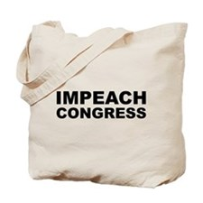 IMPEACH CONGRESS Tote Bag