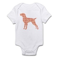 German Wirehaired Pointer Infant Bodysuit