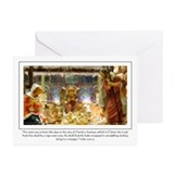 Christ the Lord  Greeting Cards (Pk of 10)