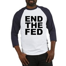 END THE FED Baseball Jersey