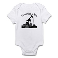 There Will Blood Plainview Infant Bodysuit