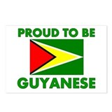 Proud Guyanese Postcards (Package of 8)