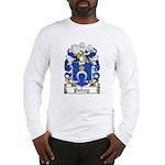 Pobog Family Crest Long Sleeve T-Shirt
