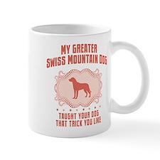 Greater Swiss Mountain Dog Small Mug