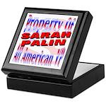 Sarah Keepsake Box