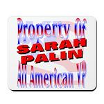 Sarah Mousepad