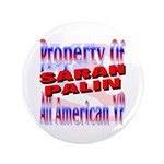 "Sarah 3.5"" Button (100 pack)"