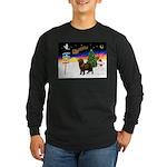 XmasSigns/Newfie Long Sleeve Dark T-Shirt