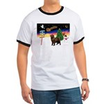 XmasSigns/Newfie Ringer T