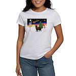 XmasSigns/Newfie Women's T-Shirt