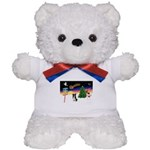 XmasSigns/BorderCollie 4 Teddy Bear