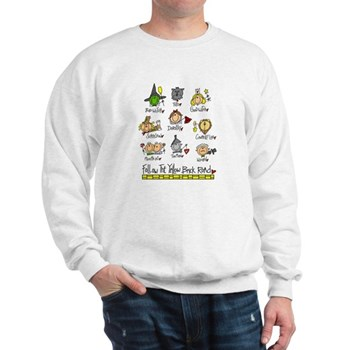The Oz Gang Sweatshirt | Wonderful Wizard of Oz Clothing | Wizard of Oz T-Shirts