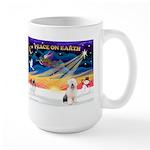 XmasSunrise/OES #3 Large Mug