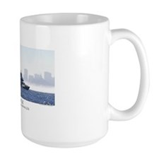 Alcatraz, San Francisco Bay,  Mug