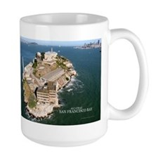 Alcatraz, San Francisco Bay Gifts Mug