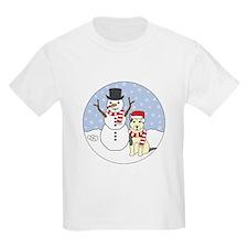Malamute Winter T-Shirt