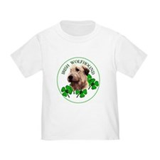 Irish Shamrock WolfHound T