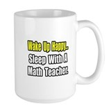 Men math Large Mug (15 oz)
