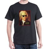 JS Bach, Superstar T-Shirt