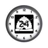 State Route 24, Utah Wall Clock