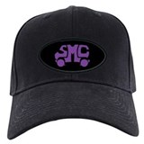 Purple SMC Van Logo Baseball Cap