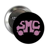 Pink SMC Van Logo 2.25&quot; Button (100 pack)