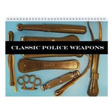 Classic Police Weapons