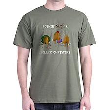 Nothin Butt A Toller Xmas T-Shirt