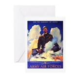 Ramparts We Watch Air Force Greeting Cards (Pk of