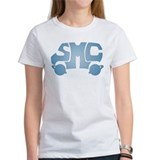 SMC Self-Titled Album Cover Tee