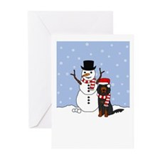 Gordon Happy Holidays Greeting Cards (Pk of 10)