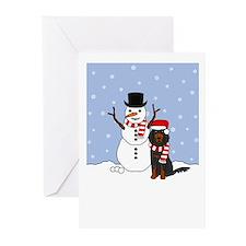 Gordon Happy Holidays Greeting Cards (Pk of 20)