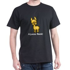 Alpacas Rock! T-Shirt