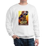 Fighting Filipinos Military Soldier Sweatshirt