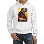 Fighting Filipinos Military Soldier Hooded Sweatsh