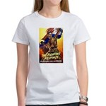 Fighting Filipinos Military Soldier Women's T-Shir