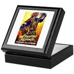 Fighting Filipinos Military Soldier Keepsake Box
