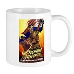 Fighting Filipinos Military Soldier Mug