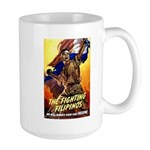 Fighting Filipinos Military Soldier Large Mug