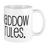 Maddow Rules. Small Mugs