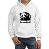 Pandas Rock! Jumper Hoody