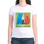 KvD Jr. Ringer T-Shirt