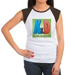 KvD Women's Cap Sleeve T-Shirt