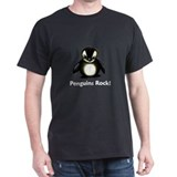 Penguins Rock! T-Shirt