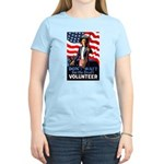 Don't Wait to Volunteer Women's Light T-Shirt