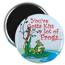 "Frog Prince items 2.25"" Magnet (10 pack)"