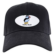 Puffins Rock! Baseball Hat