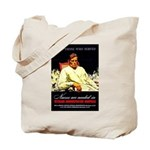 VA Veterans Administration Nurses Tote Bag