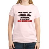 High Explosive Solution T-Shirt